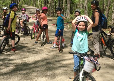 HVWS 2nd Grade Bike Field Trip