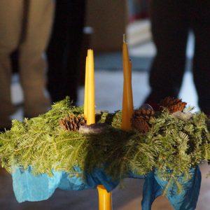 HVWS Advent Wreath