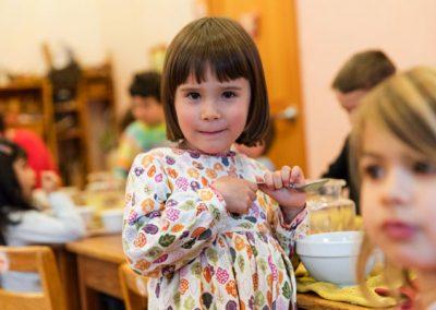 Kindergarten Student at HVWS