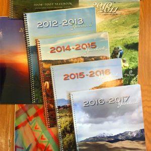 HVWS Yearbooks